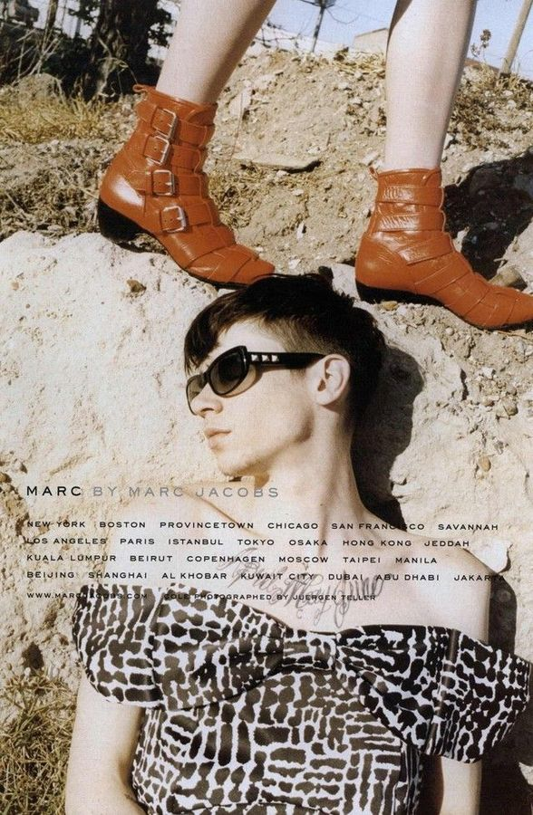 Marc Jacobs Ad Campaign FW 2008