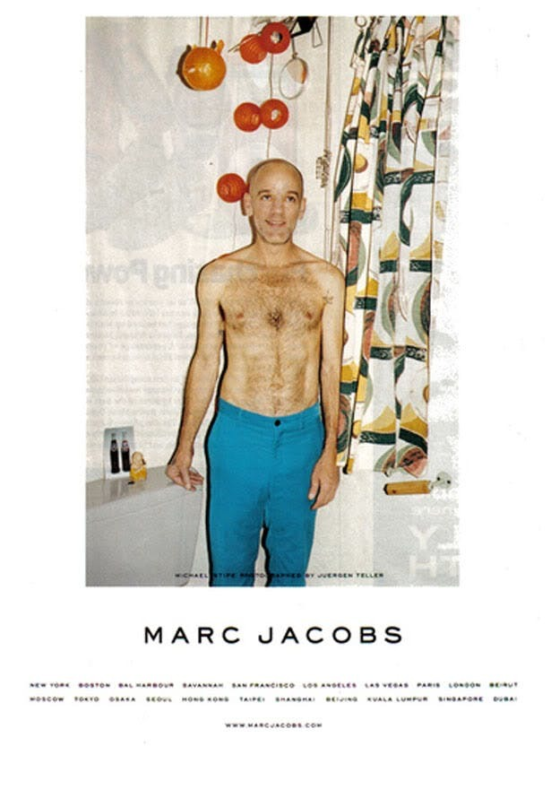 Marc Jacobs Ad Campaign FW 2007