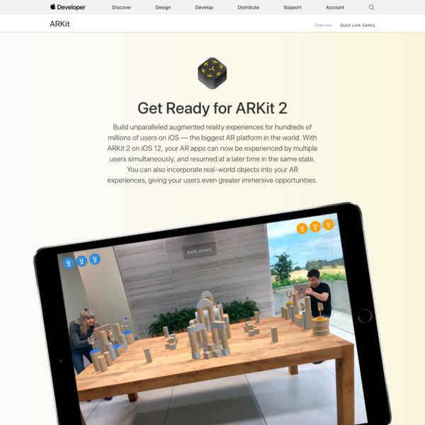 ARKit - Apple Developer