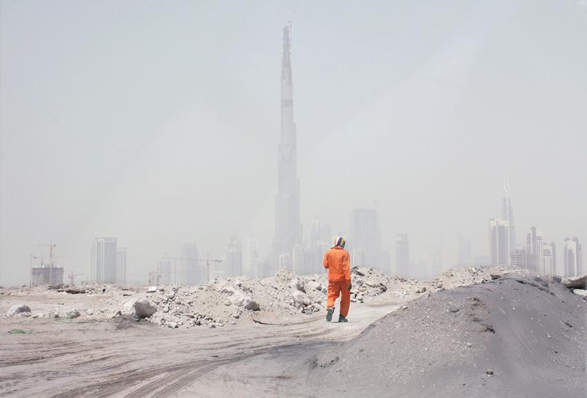 »Worker«, 2008 by Cécile Hartmann
