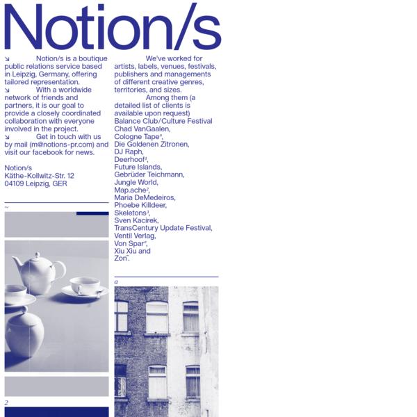 Notion/s-Index