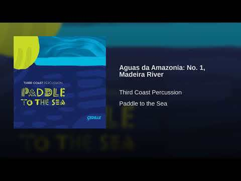 Provided to YouTube by NAXOS of America Aguas da Amazonia: No. 1, Madeira River · Third Coast Percussion Paddle to the Sea ℗ 2018 Cedille Released on: 2018-02-09 Ensemble: Third Coast Percussion Composer: Philip Glass Composer: David Skidmore Composer: Sean Connors Composer: Robert Dillon Composer: Peter Martin Auto-generated by YouTube.