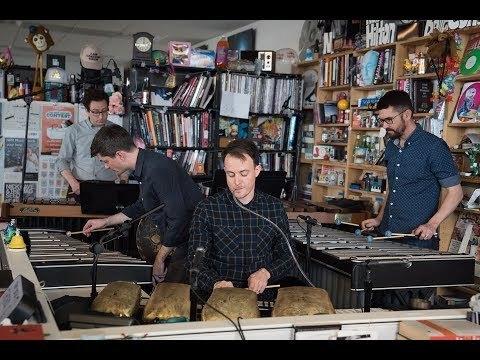 Third Coast Percussion: NPR Music Tiny Desk Concert