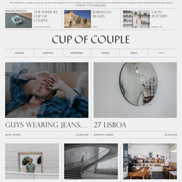 Cup of Couple - Daily Visual Inspiration