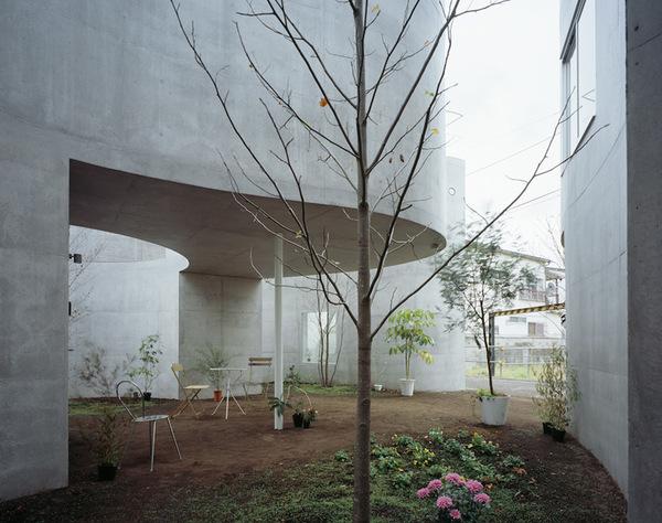 sejima - okurayama apartments