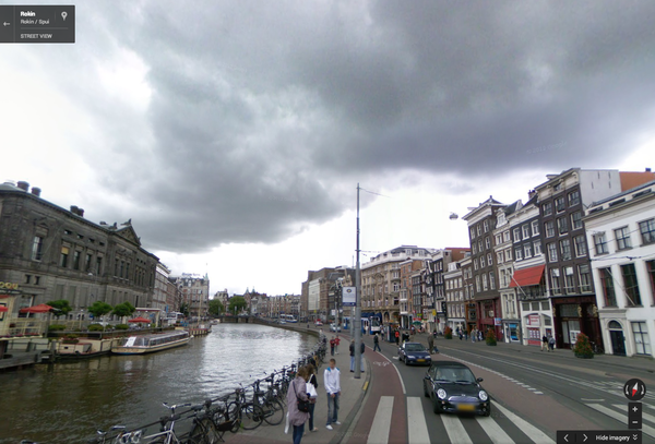 Amsterdam Cloudy