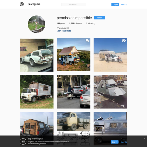 @permissionimpossible * Instagram photos and videos