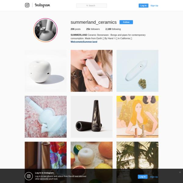 SUMMERLAND (@summerland_ceramics) * Instagram photos and videos