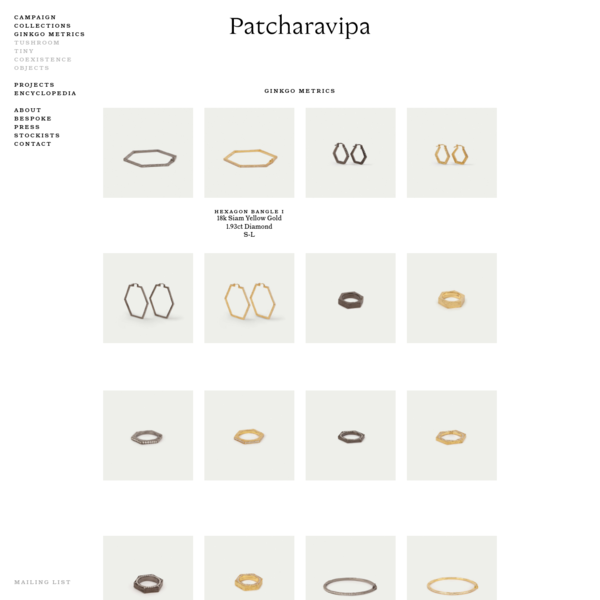 Collections - Patcharavipa