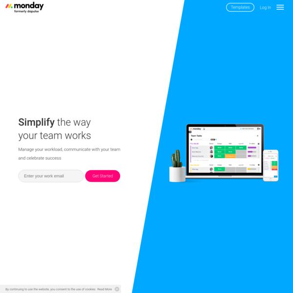 monday - team management software | monday.com fomerly dapulse