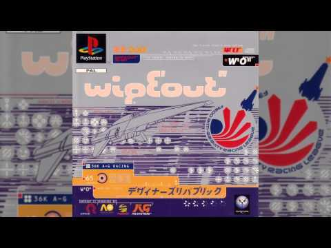 WipEout® OST [PSX]: CoLD SToRAGE - DOH-T