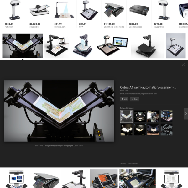 book scanner - Google Search