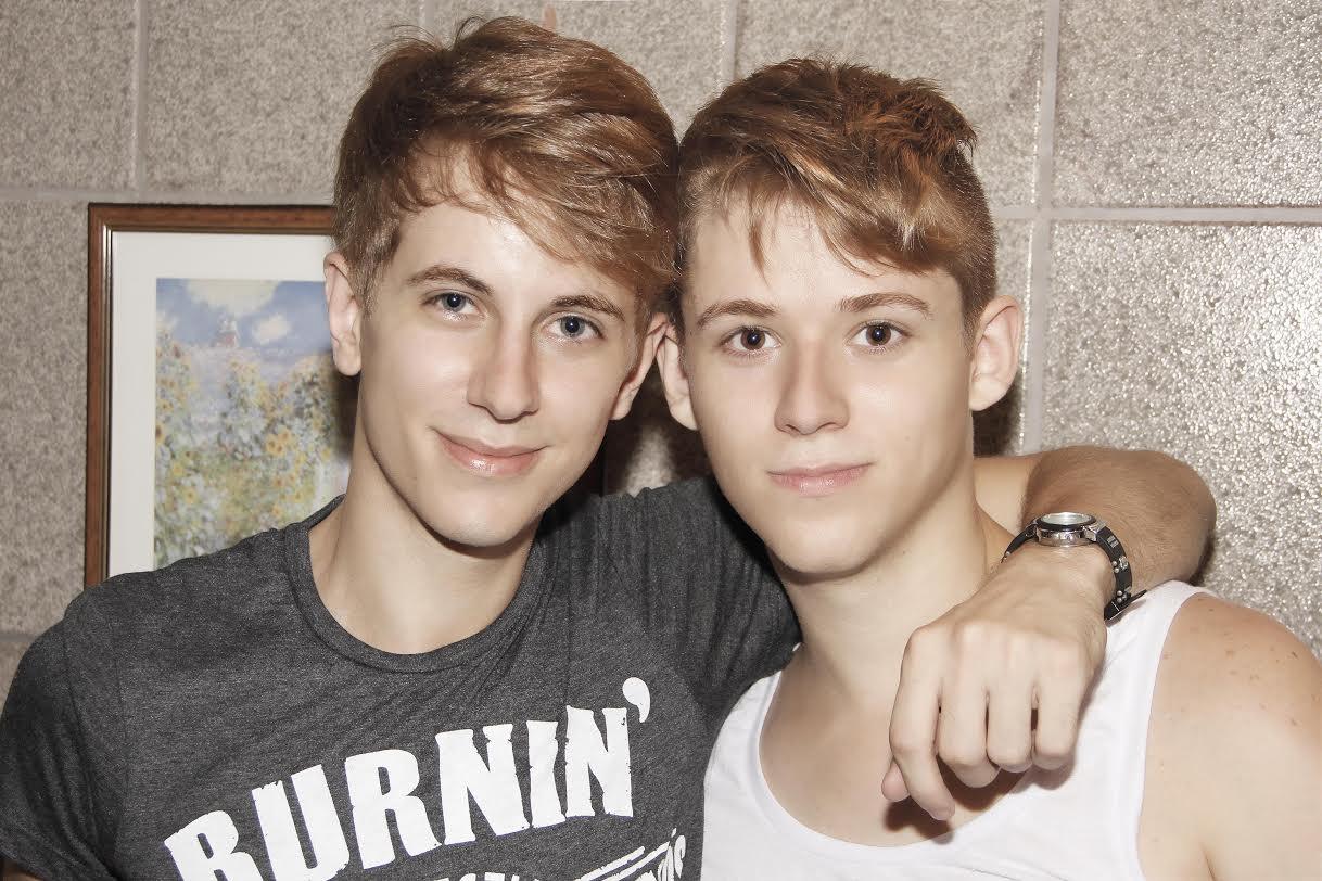 Scorpio twins