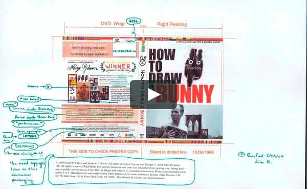 How to Draw a Bunny (dir: John Walter, 2002)