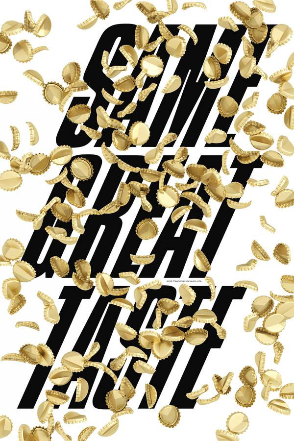 2018 Ian Griffin SAME GREAT TASTE For Typography IV