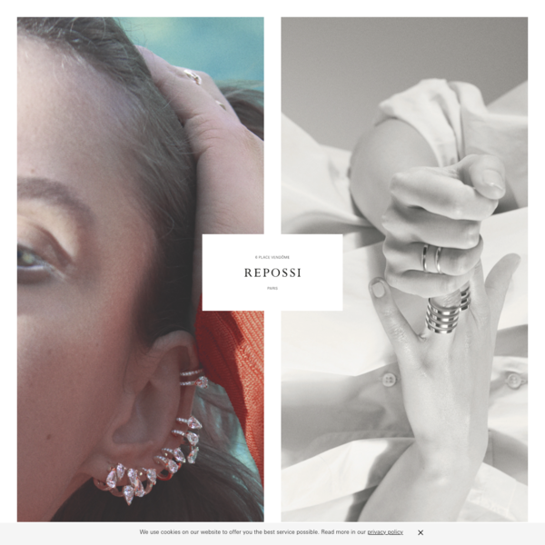 Discover the Repossi world, its collections and High jewelry Novelties, Journal, Profile and Stores.