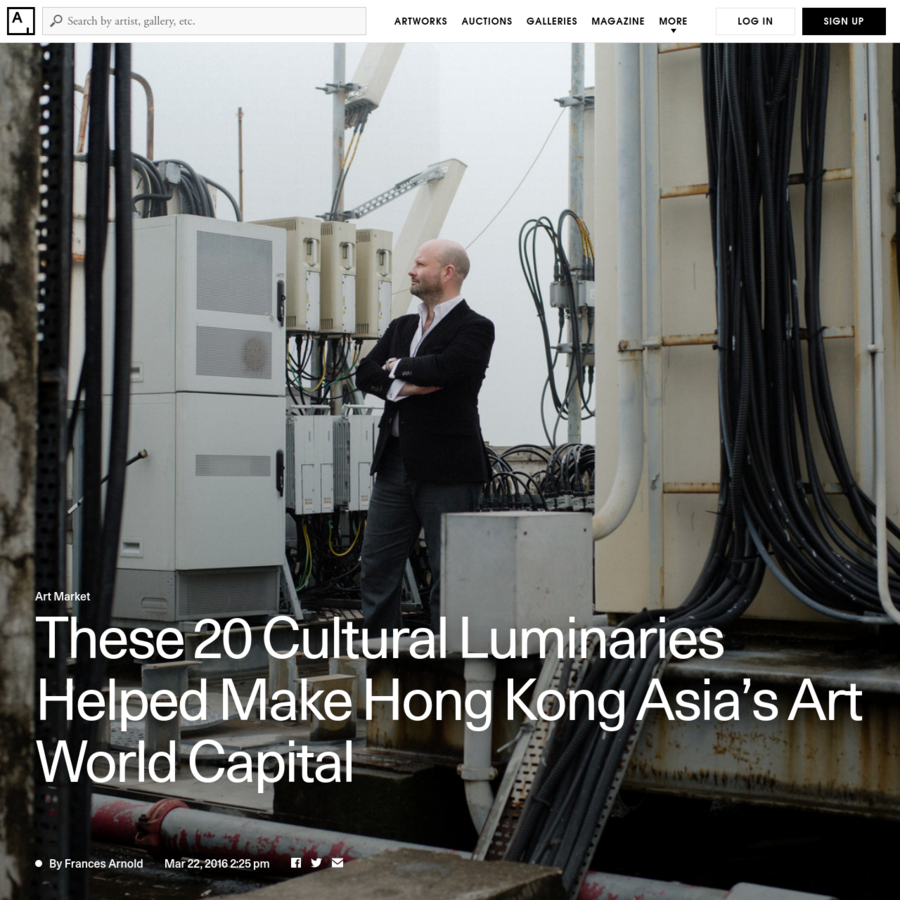 For a time, auctions enjoyed something of a monopoly in Hong Kong's art buying and selling. That all changed in 2008 with the debut edition of ART HK, the art fair that famously laid the foundations for today's Art Basel in Hong Kong.