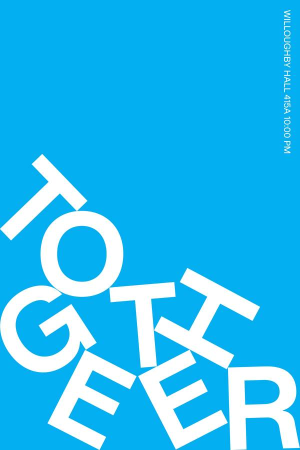 2018 Ian Griffin Together For Typography IV