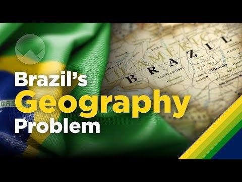 Brazil's Geography Problem