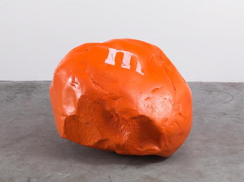 Dan Colen, MM's sculpture, 2012