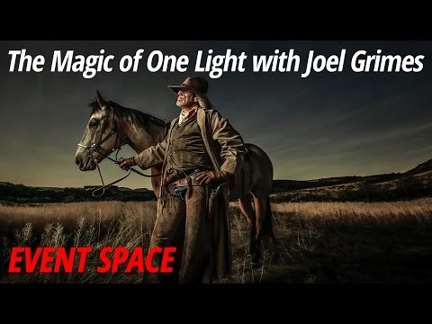 The Magic of One Light with Joel Grimes