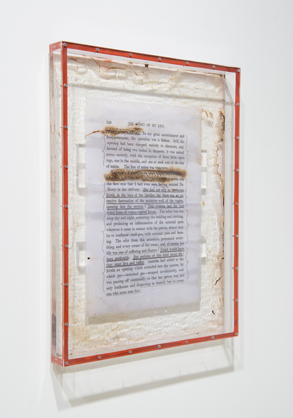 2018.06 Doreen Garner: Art Basel, CH, Death Would Have Been Preferable: As Told by Sadist, 2018