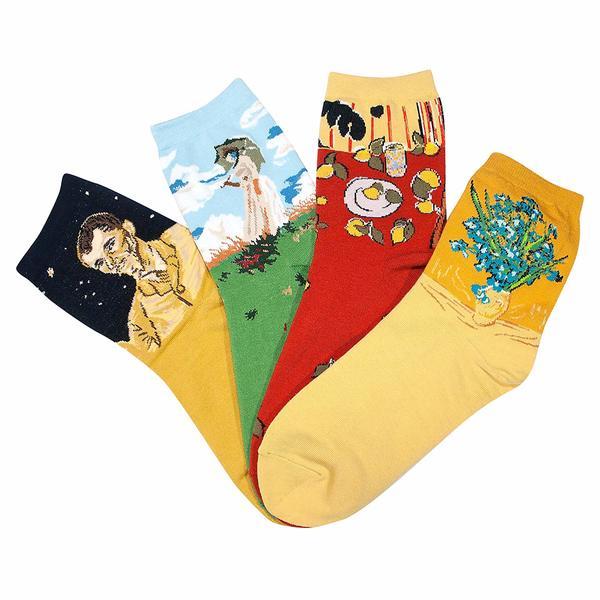 Art socks on amazon