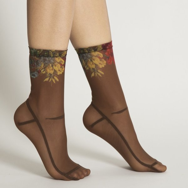 Darner, or the best Mesh socks