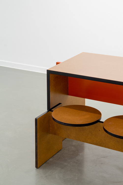 Bench by Marta Ayala Herrera