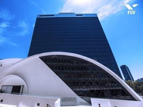 Oscar Niemeyer Tower Time-lapse - FGV