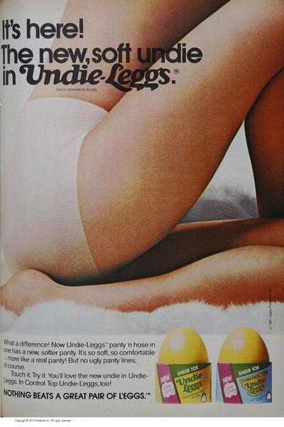 Good Housekeeping advertisement, April 1982