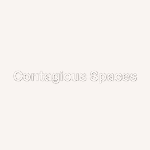 Contagious Spaces