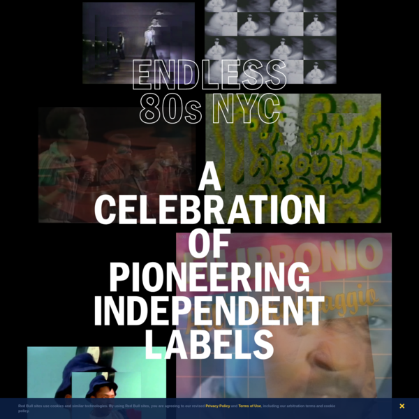 A celebration of pioneering independent labels