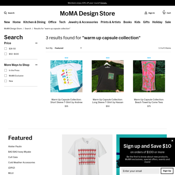 Search Results | MoMA Design Store