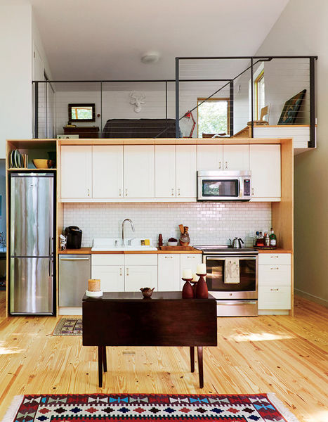 in_the_balance-small-space-massachusetts-cantilevered-cabin-kitchen-lofted-bedroom-summit-refrigerator-ikea-cabinets-heath-c...