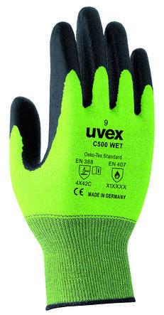 Gant anti-coupure c500 wet UVEX