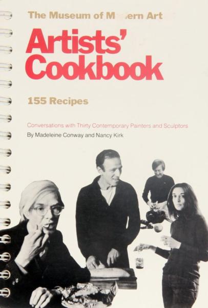 Artists' Cookbook - MoMA