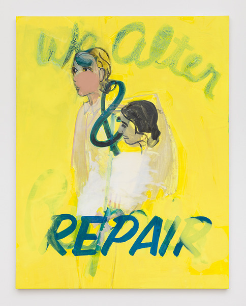Becky Kolsrud, We Alter and Repair, 2014