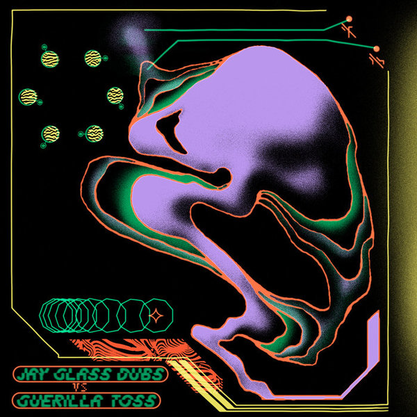 Jay Glass Dubs vs Guerilla Toss by Guerilla Toss, released 09 October 2017 1. Skull Dub 2. String Dub 3. TV Do Dub 4. Can I Get The Real Dub? DFA Records and Bokeh Versions have teamed up for a joint release - a reworking of the freaky post-punk stylings of Guerilla Toss by Athens, Greece-based musician and producer Dimitris Papadatos, a.k.a.