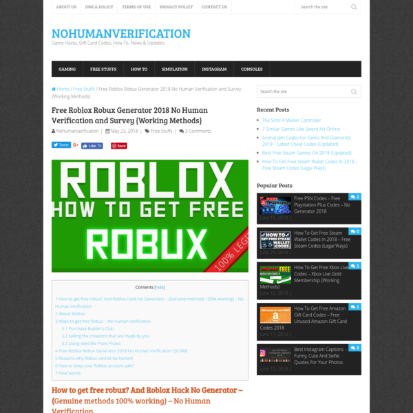 Roblox Robux Hack 100 Working Roblox Download Robux