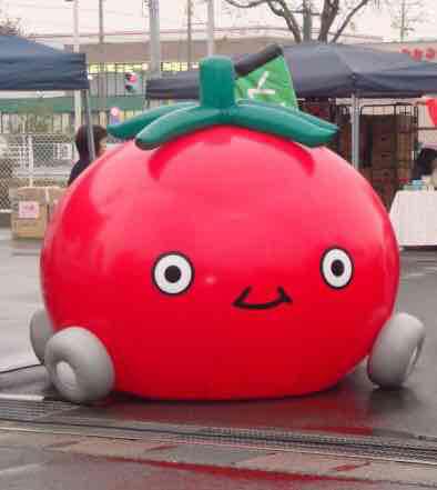 Toretate Tomato-kun