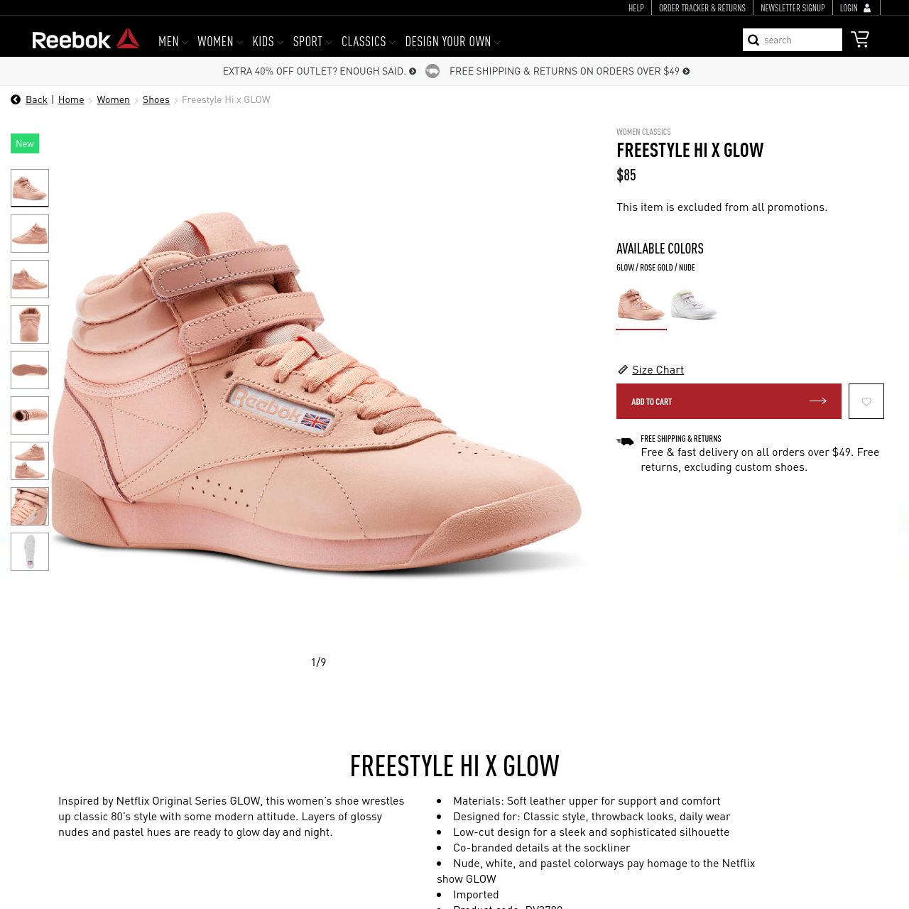 f6d591e2a91 Are.na   Reebok Freestyle Hi x GLOW - Glow