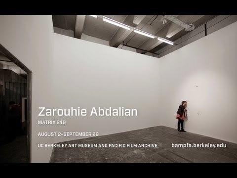 Zarouhie Abdalian / MATRIX 249