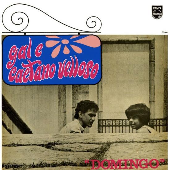 Caetano Veloso and Gal Costa, 1967