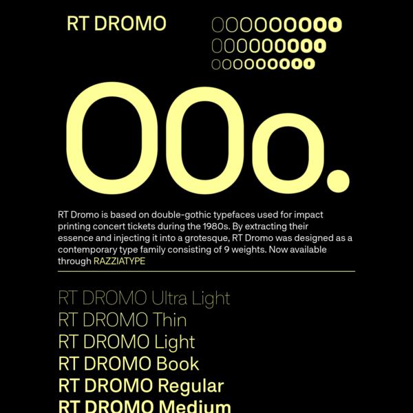 RT DROMO