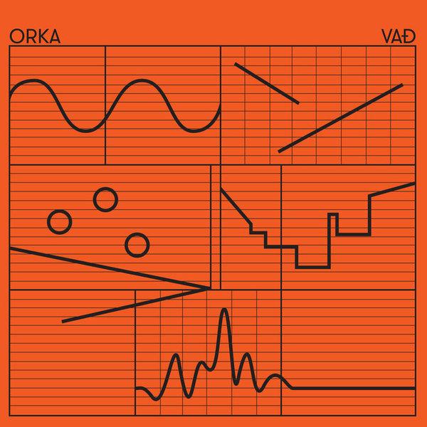 Vað by ORKA, released 10 June 2016 1. Igulker 2. Grind 3. Dís 4. Blik 5. Dimmalætting 6. Vrak 7. Vað 8. Skin 9. Djúpini 10. Kav 11. Torva The origins of ORKA date back more than a decade, when the band began crafting their own handmade instruments out of agricultural tools on a small farm in the Faroe Islands.