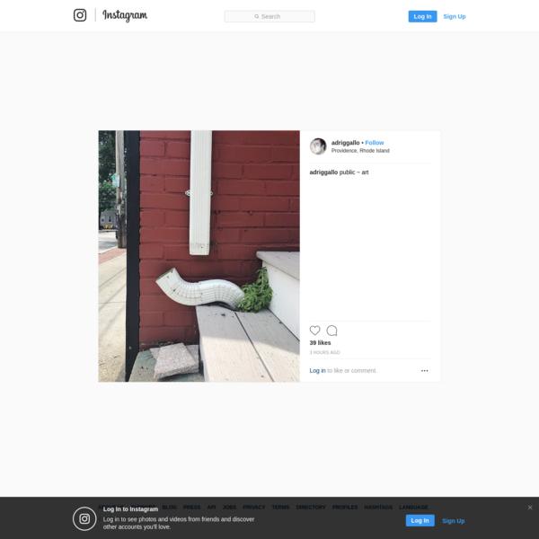 """39 Likes, 1 Comments - Adriana Gallo (@adriggallo) on Instagram: """"public ~ art"""""""