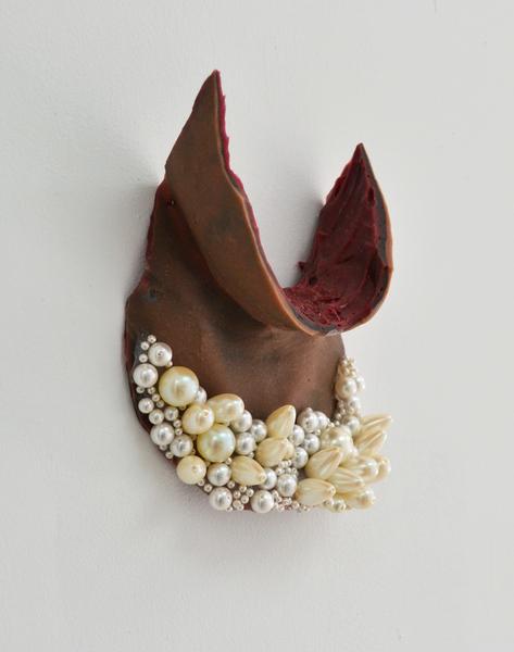 Doreen Garner, Pearl Necklace, 2016