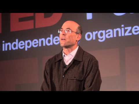 On Doing Dishes & Bureaucracy | Dev Carey | TEDxPaonia