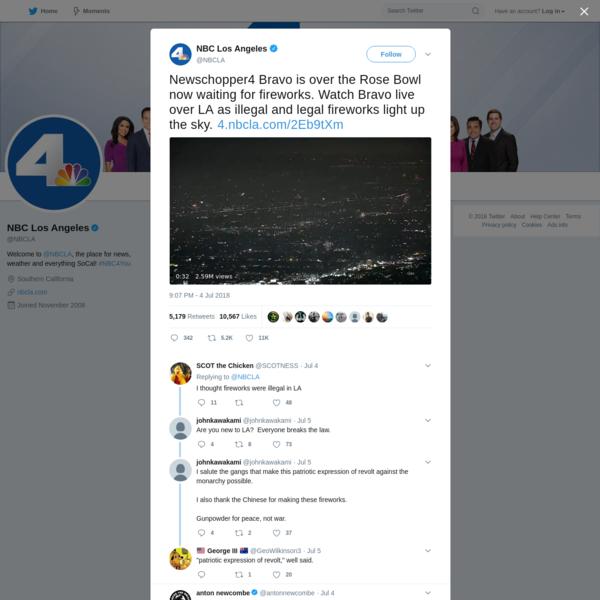 NBC Los Angeles on Twitter